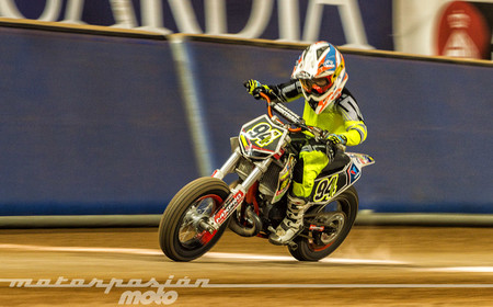 Junior Marc Aguilar Superprestigio