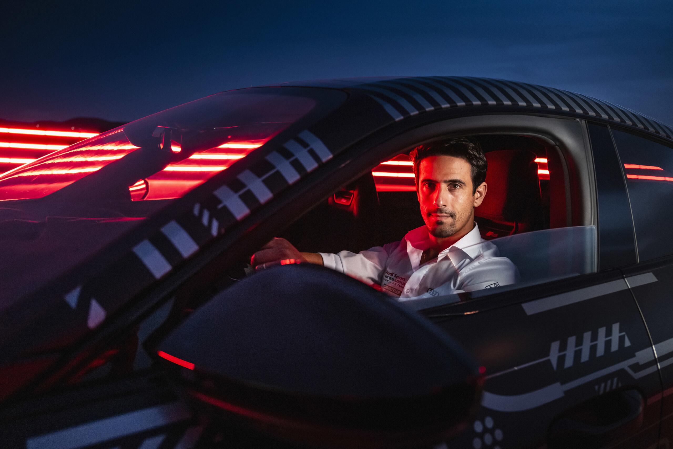 Foto de Audi RS e-tron GT (6/7)