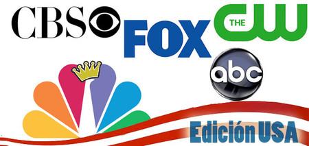 Edición USA: Raking de networks tras 13 semanas de temporada, edición UK con 'Doctor Who' y más