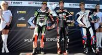 Superbikes Nürburgring 2012: Max Biaggi dispuesto a recuperar el trono marca la pole. Jules Cluzel el más rápido en Supersport