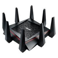 ASUS RT-AC5300, poderoso router que entregará el Wi-Fi más rápido en toda casa