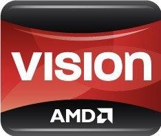 AMD Vision logo