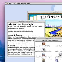 Mac OS 8 se convierte en una aplicación disponible para macOS, Windows y Linux que nos transporta al pasado
