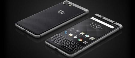 Blackberry Keyone Mexico 28 Noviembre