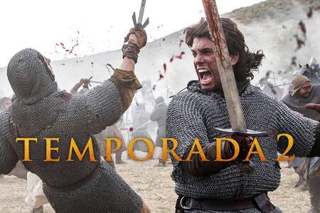 'El Cid' tendrá temporada 2: Amazon confirma la renovación de la serie histórica protagonizada por Jaime Lorente