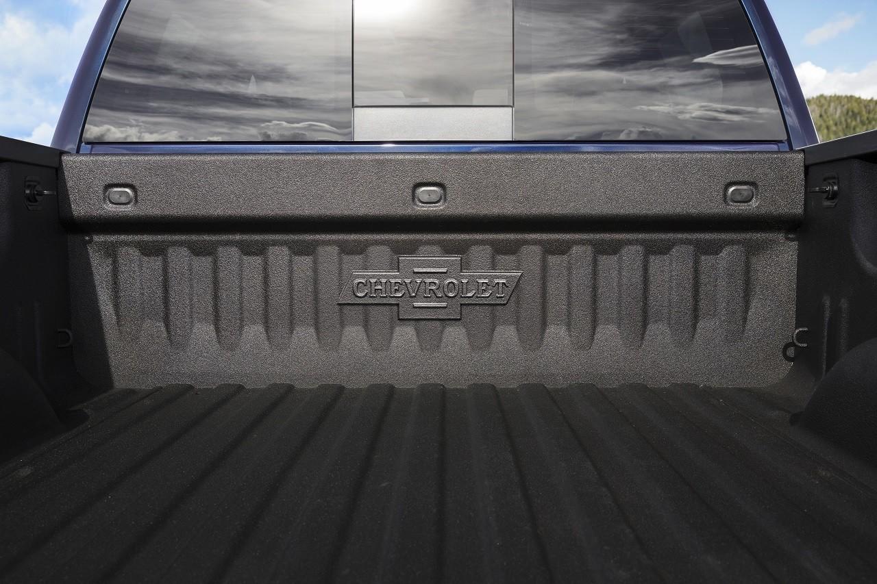 Foto de Chevrolet Silverado y Colorado edición Centennial (13/15)