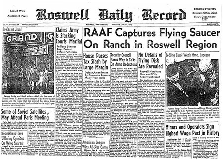 Roswell Diario