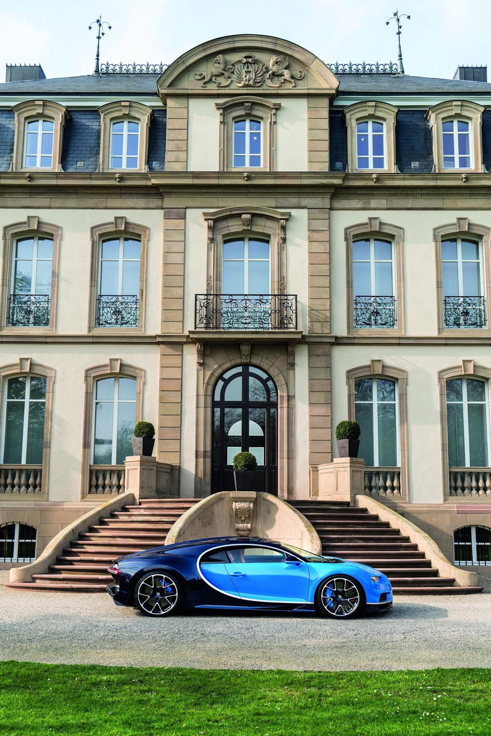 Foto de Bugatti Chiron (31/60)