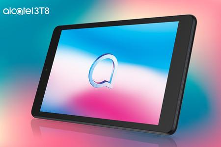 Alcatel 1T 10 2020, Alcatel 1T 7 4G, Alcatel 3T 10 2020 y Alcatel 3T 8: cuatro nuevas tablets económicas con Android 10