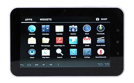 En la India tienen una tablet super barata