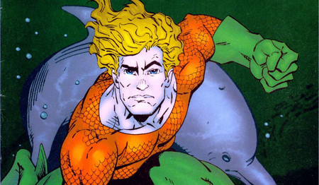 Aquaman Time Tide