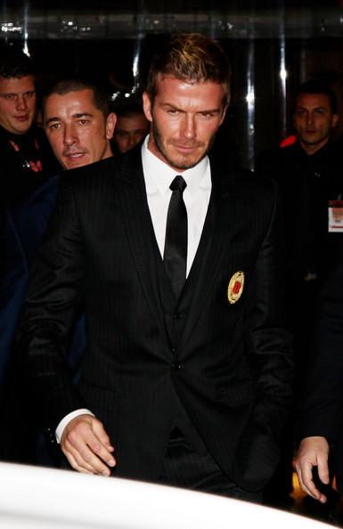 Foto de David Beckham con el nuevo tupé: trucos para ocultar las entradas y la caída del pelo (8/19)
