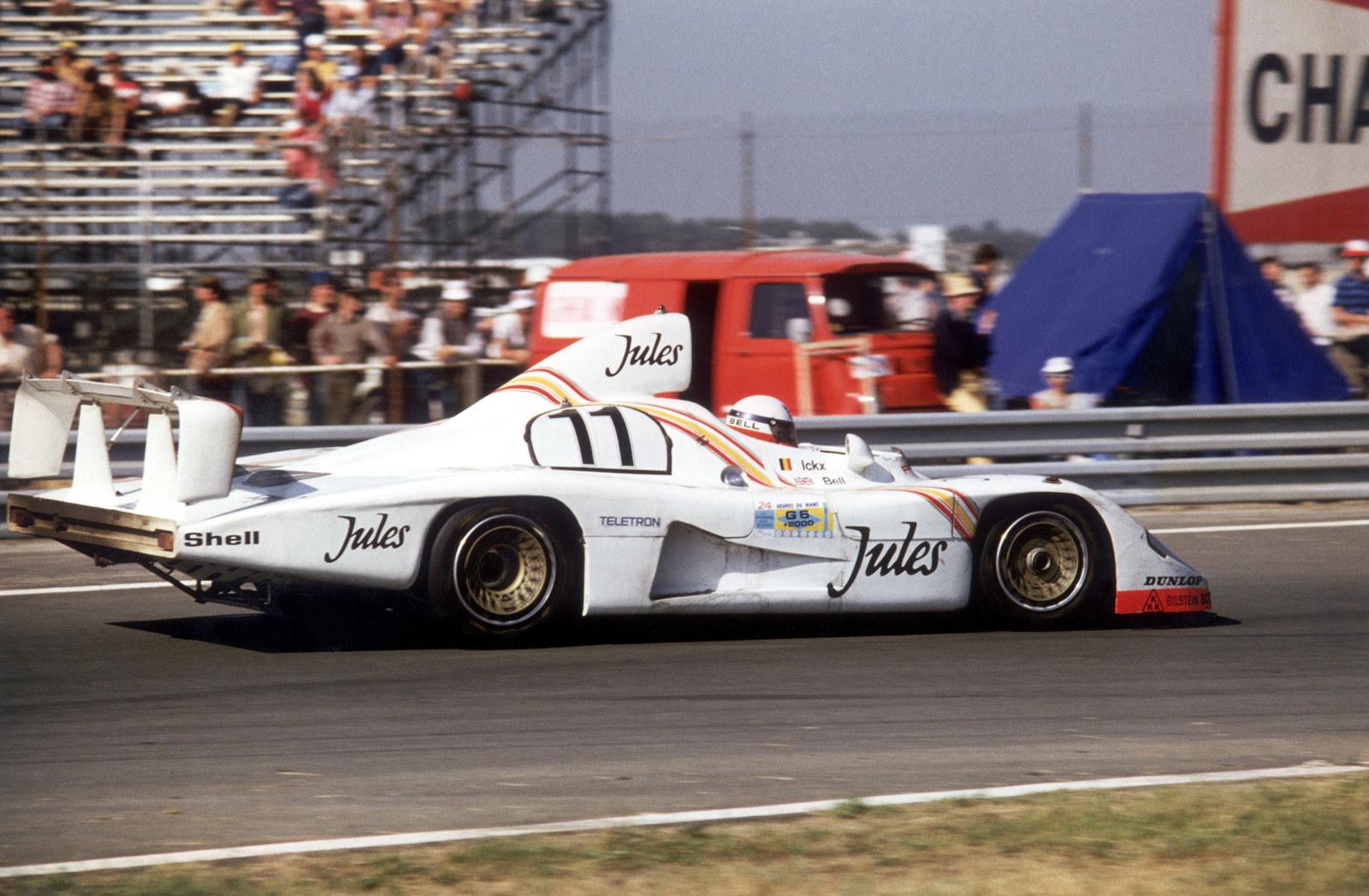 Foto de Campeones Porsche en Le Mans (6/28)