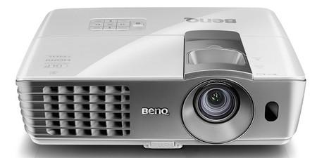 BenQ anuncia dos nuevos proyectores Full HD de gama media