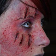 Foto 1 de 5 de la galería maquillaje-para-halloween-zombie en Trendenciasbelleza