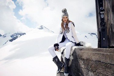 El esquí será tu deporte favorito. Y todo gracias a Net-a-porter