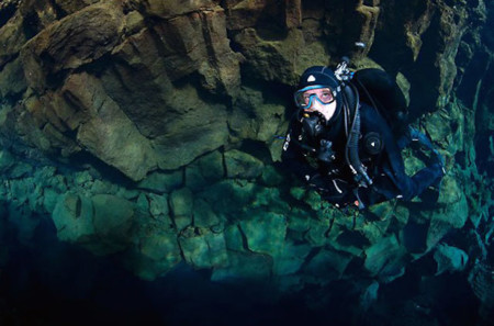 Iceland Underwater