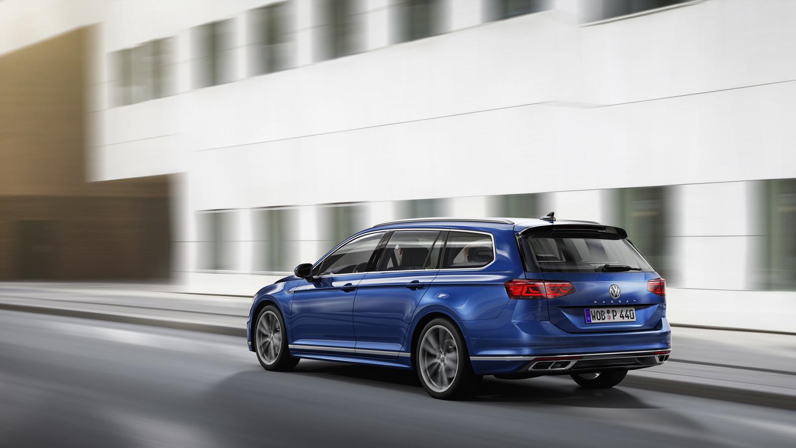Foto de Volkswagen Passat 2019 (41/53)