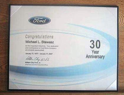 Ford falta el respeto a sus empleados