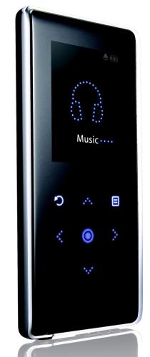 Samsung lanza el YP-K3 en España