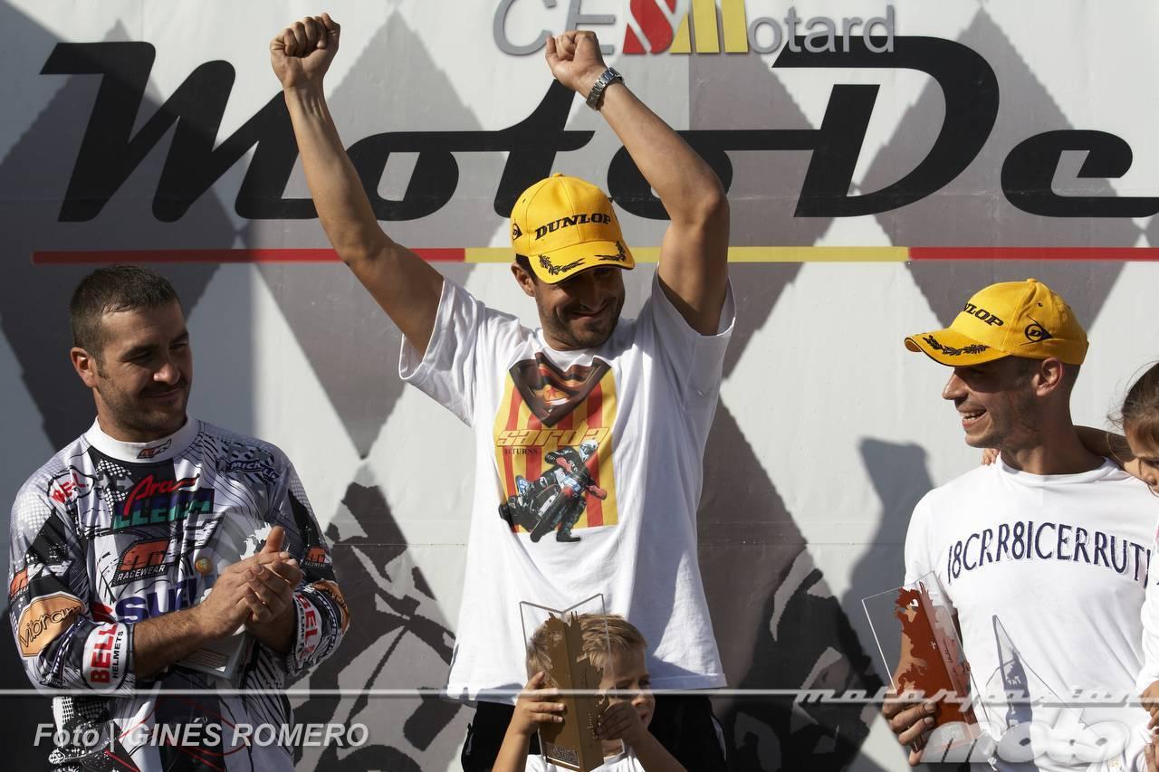 Foto de Albaída despide el Campeonato de España de Supermotard 2011 (57/63)