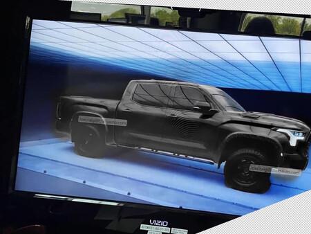 Toyota Tundra 2022 Filtrada 4