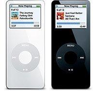 ¿Pantalla del iPod nano defectuosa?