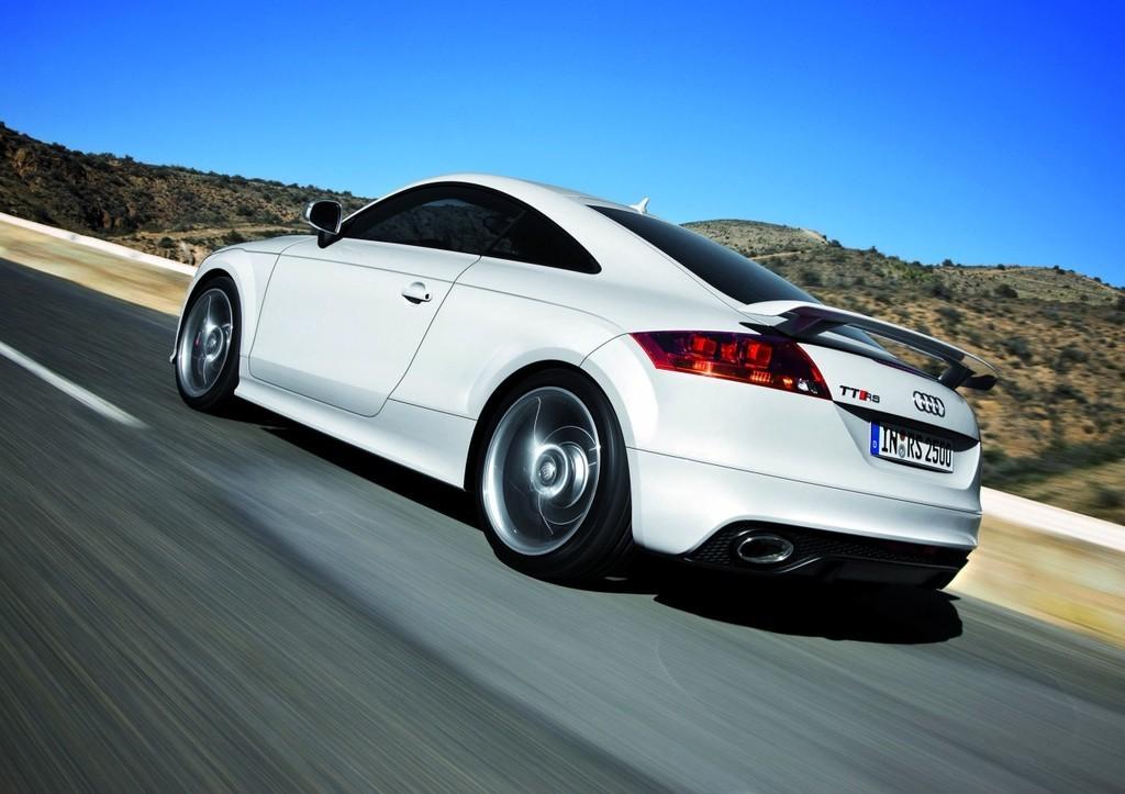 Audi TT RS, fotos oficiales