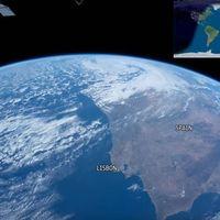 Este es el time-lapse continuo más largo desde realizado en el espacio