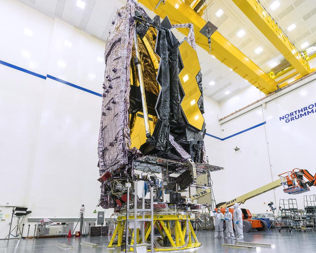El telescopio James Webb llega por fin a un esperadísimo punto en su desarrollo: los tests se han completado y queda listo para su transporte y lanzamiento