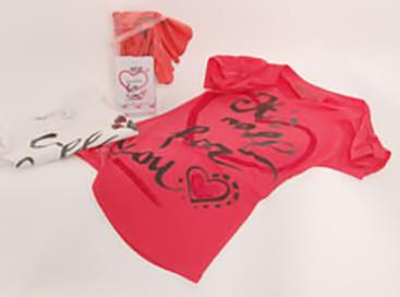 San Valentín: colección de Bershka