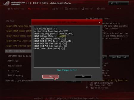 COnfigurr memoria RAM