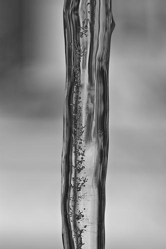 ¿Sabíais que el agua se expande cuándo se congela?