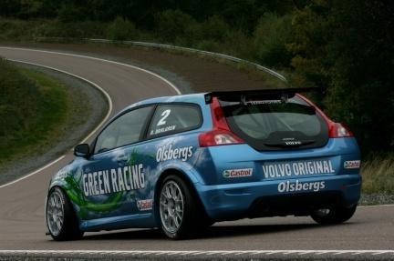 Volvo C30 Green Racing