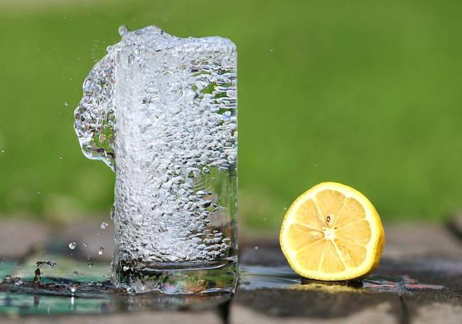 Water Glass Heat Drink 161425