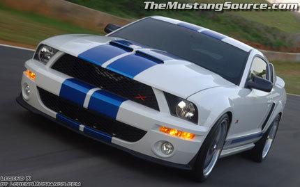 Legend X LM500 Mustang