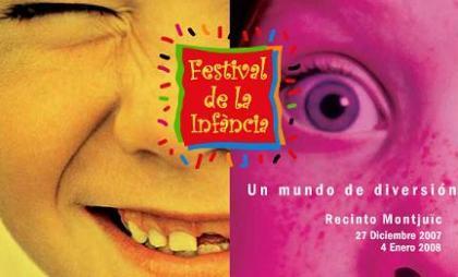 Educación viaria en el Festival de la Infancia de Barcelona