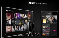 Nokia Music Mix Party, crea listas de reproducción de manera social