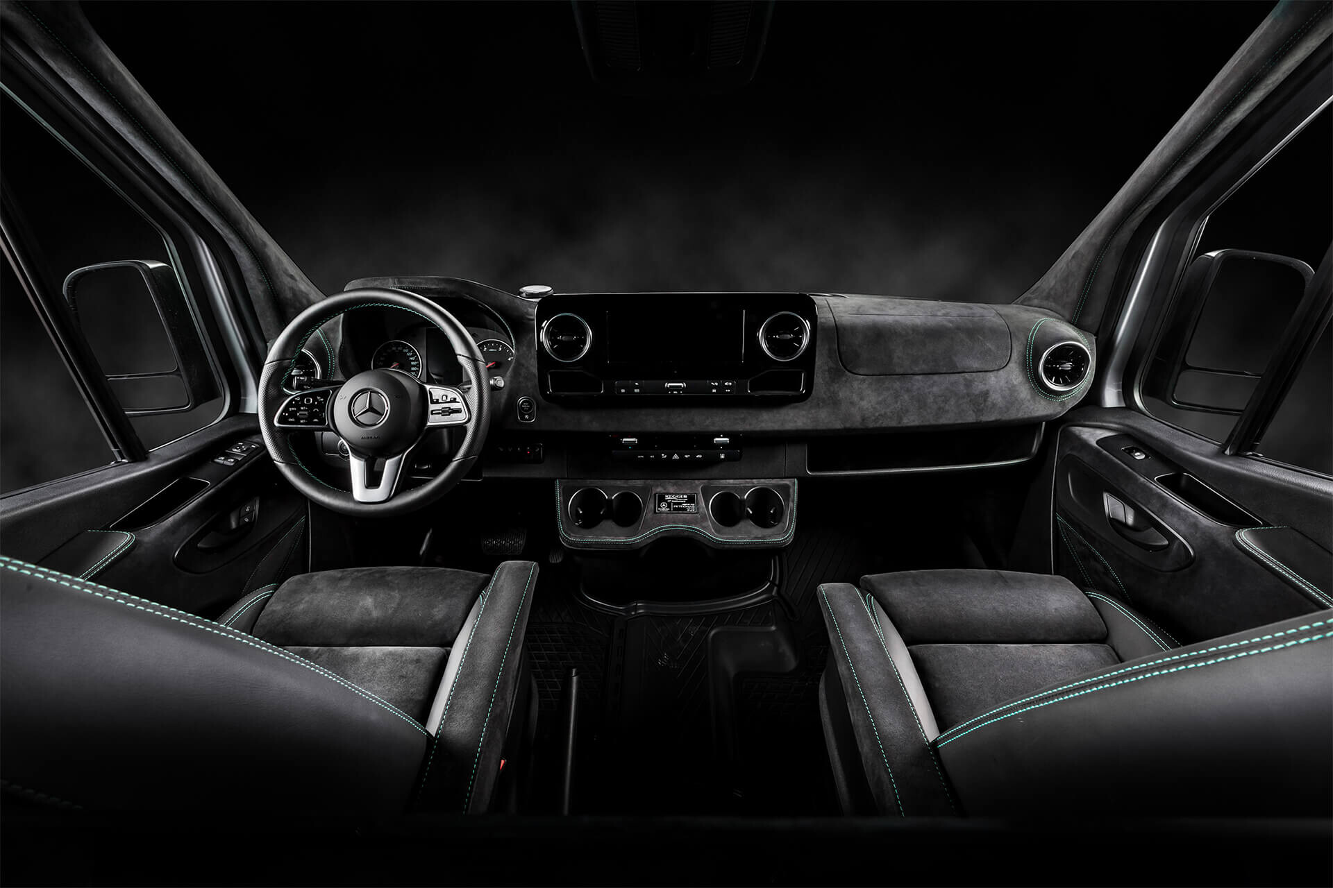 Foto de Mercedes Sprinter Petronas Edition (14/20)