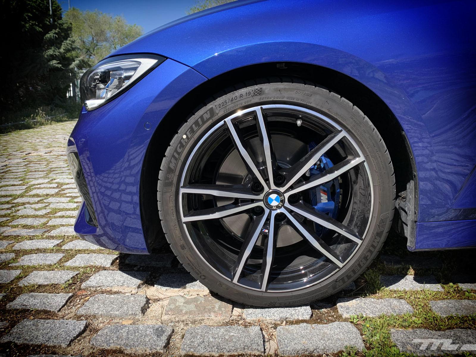Foto de BMW 330i (prueba) (34/48)
