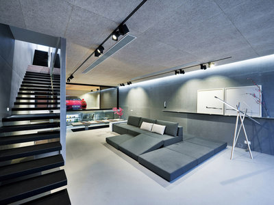 Descubre esta increíble casa en Hong Kong en la que todo es transparencia