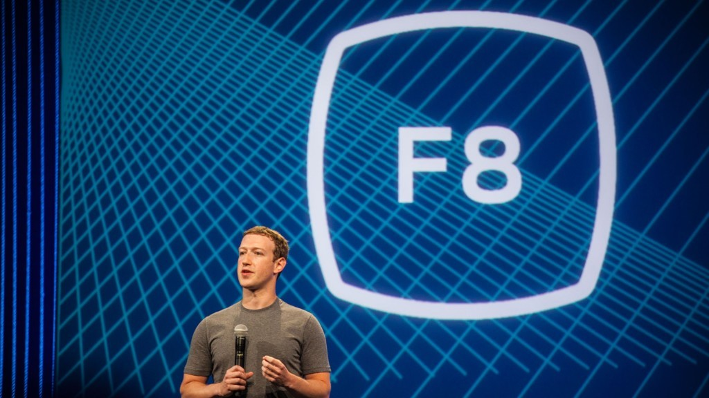 F8 Mark Zuckerberg