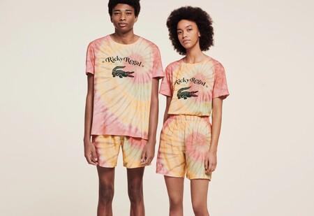 Ocho prendas de la colección de Lacoste x Ricky Regal diseñada por Bruno Mars que nosotras también podemos lucir