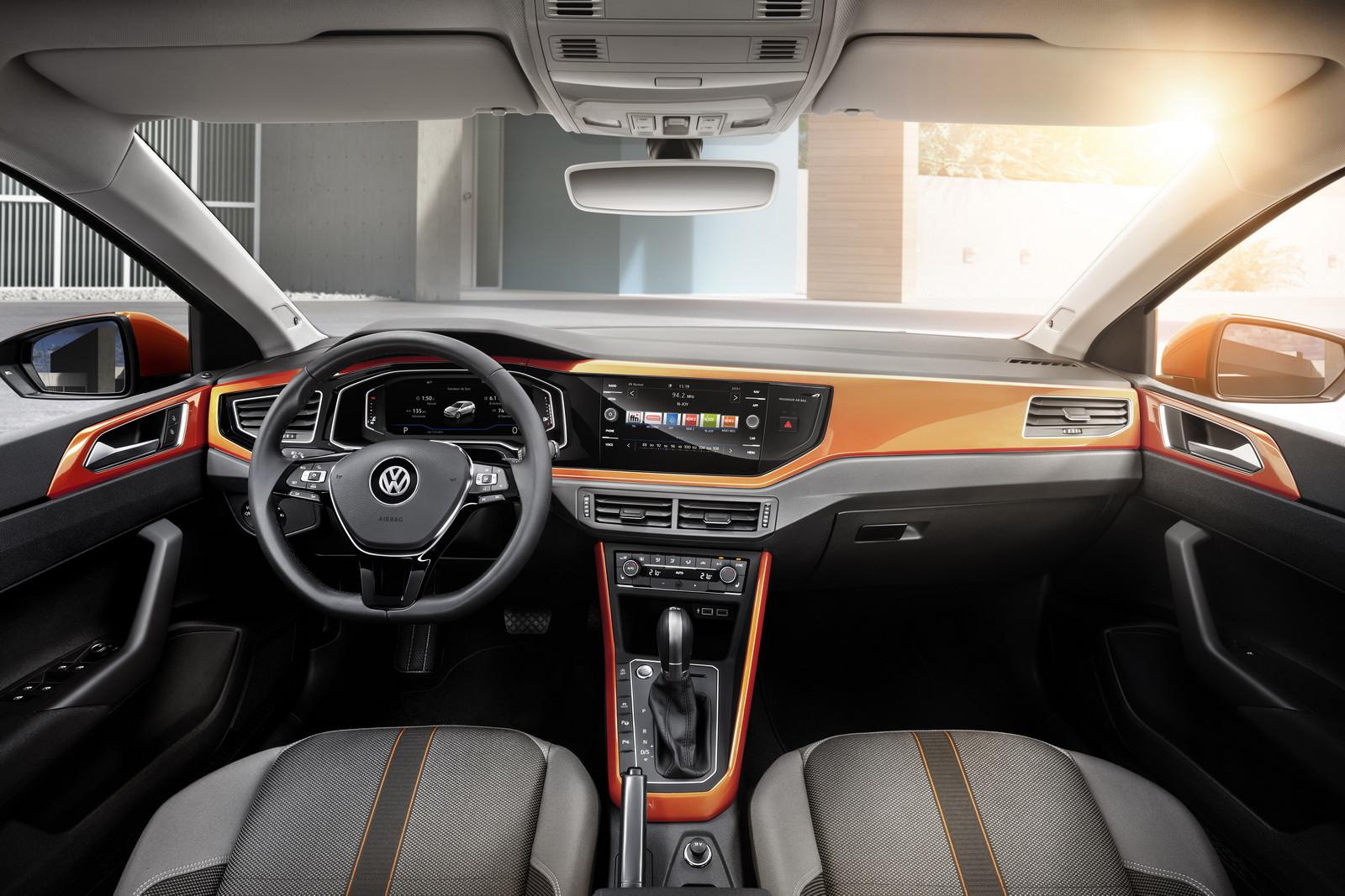 Foto de Volkswagen Polo 2018 (24/51)