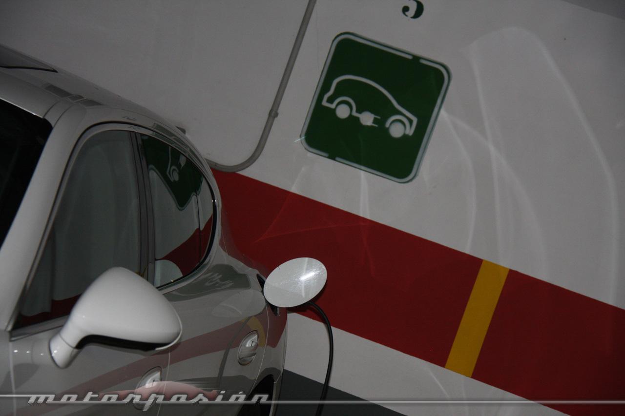 Foto de Porsche Panamera S E-Hybrid (prueba) (52/64)