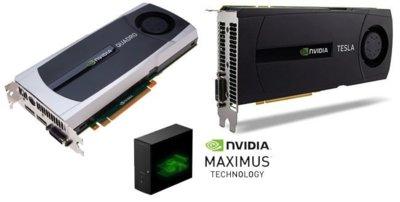 Nvidia Maximus, certificación para estaciones de trabajo profesionales