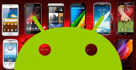 Los 8 móviles Android más emblemáticos de la historia