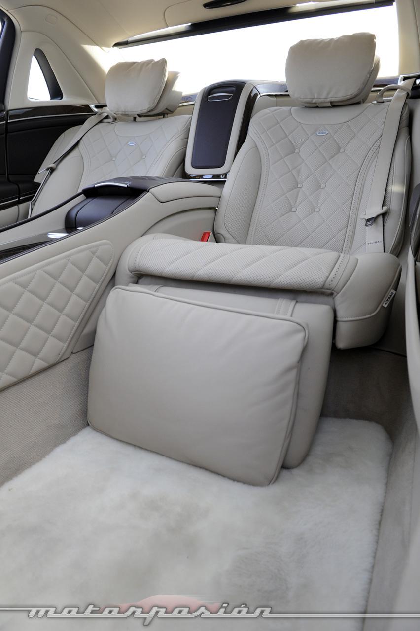 Foto de Mercedes-Maybach Clase S, primeras impresiones (18/31)