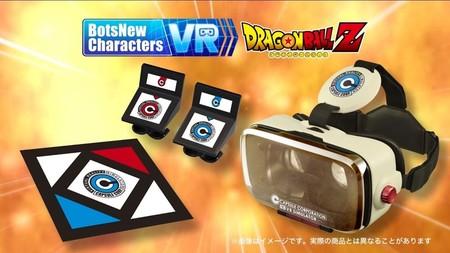 En Japón ya preparan el primer juego de Dragon Ball para la realidad virtual en móviles