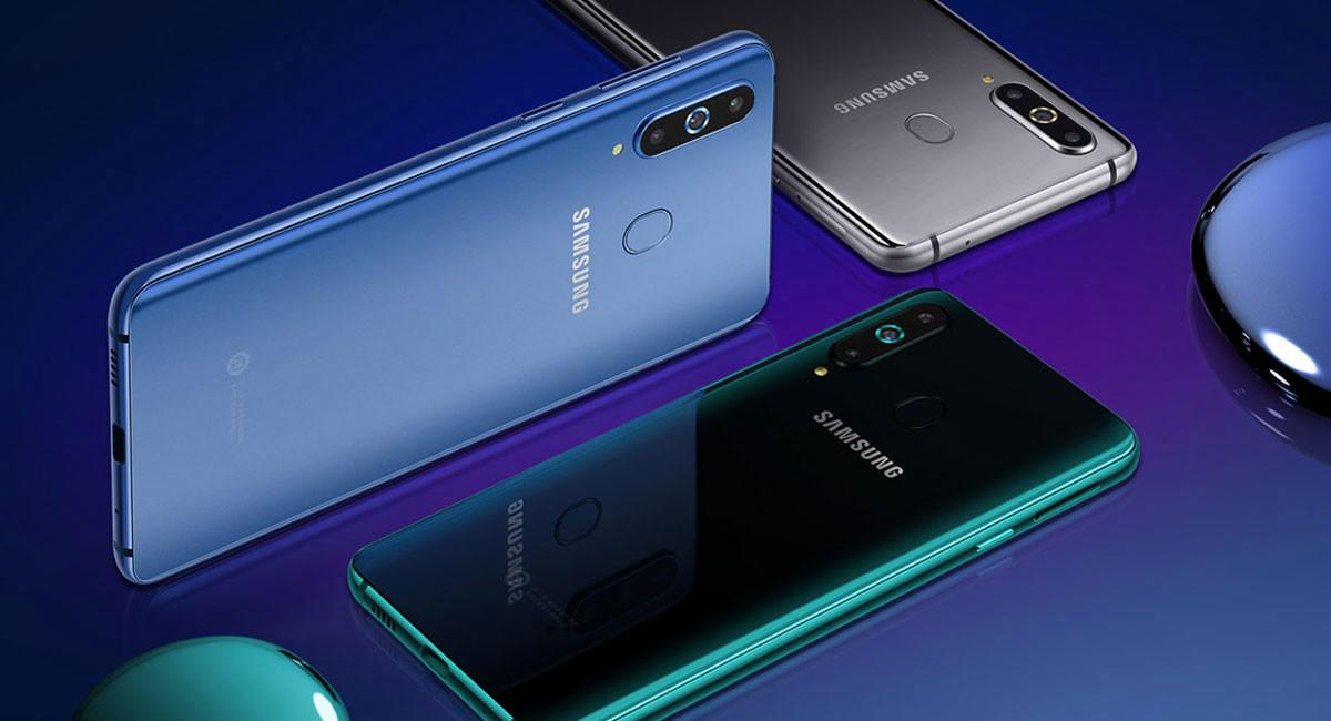 📱 Samsung presenta su primer smartphone con la cámara incrustada en la pantalla Infinity-O [+Video]